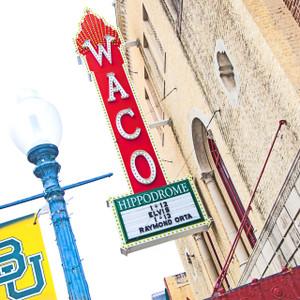 Waco Theatre // FTX367