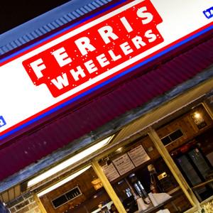 Ferris Wheelers // DTX333