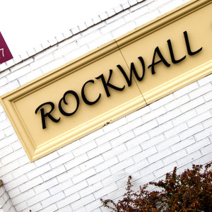 Rockwall Wall // DTX347