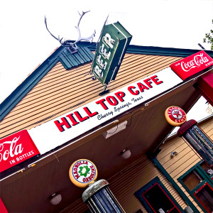 Hill Top Cafe // SA106