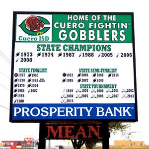 Gobblers Champs // SA120