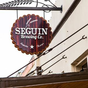 Seguin Brewing  // SA111
