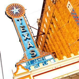 Texas Theatre Seguin // SA115