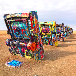 Cadillac Ranch // WTX023