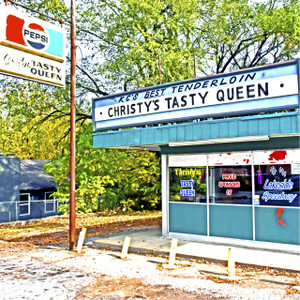 Christy's Tasty Queen // MO110