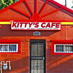 Kitty's Cafe // MO112