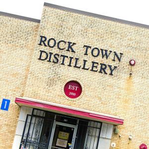 Rocktown Distillery // LR067