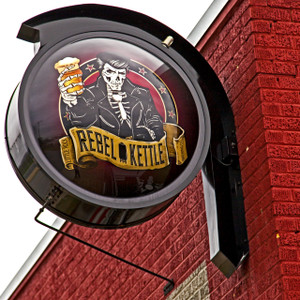 Rebel Kettle // LR070