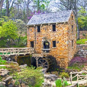 Old Mill // LR079