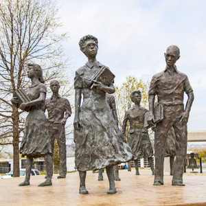 Little Rock Nine // LR083