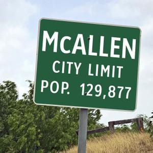 McAllen City Limits // SA143