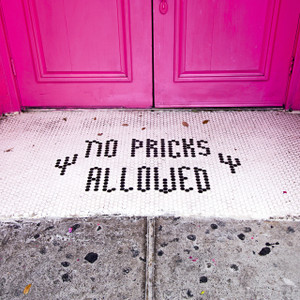 No Pricks Allowed // SA147