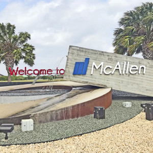 Welcome to McAllen // SA160