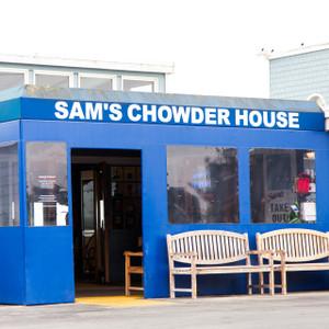 Sam's Chowder // CA217