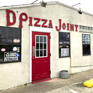 D'Pizza Joint // SA168