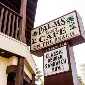 Palms Cafe // SA174