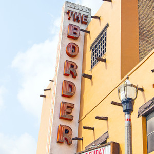 Border Theater // SA187