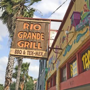 Rio Grande Grill // SA189