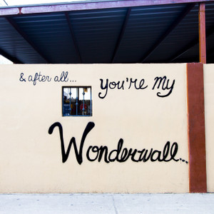Wonderwall // SA195