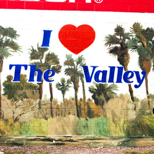 I Love The Valley // SA197