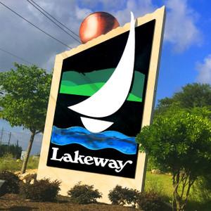 Lakeway Sign // ATX200
