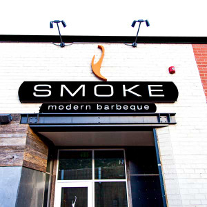 Smoke Modern BBQ // DEN088