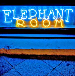 Elephant Room - coaster