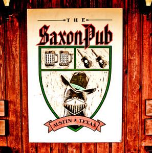 Saxon Pub - coaster