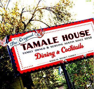 Tamale House - Coaster