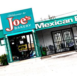 Joe's Mexican Bakery - Coaster