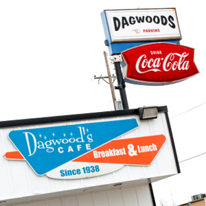 Dagwood's Cafe // MO116