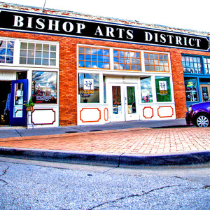 Bishop Arts District // DTX030