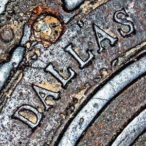 Dallas Manhole // DTX031