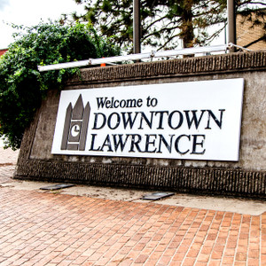 Downtown Lawrence // KS059