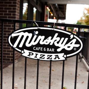 Minsky's Pizza // KS066