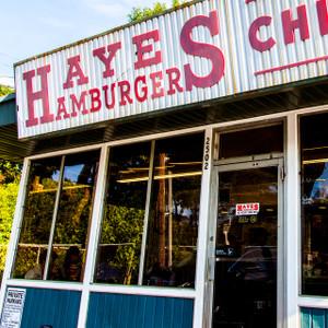 Hayes Hamburgers // MO122