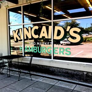 Kincaid's Hamburgers // FTX371