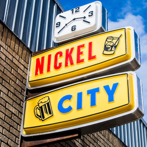Nickel City // ATX204