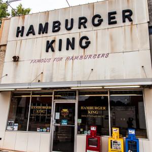 Hamburger King // OK073