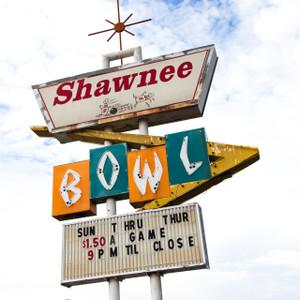 Shawnee Bowl // OK076