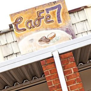 Cafe 7 // MS066
