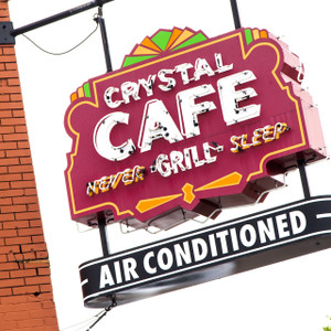 Crystal Cafe // MS072