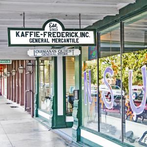 Kaffie-Frederick // LA087