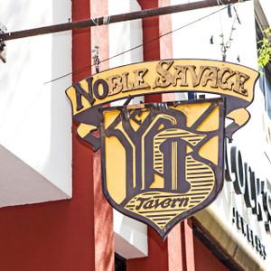 Noble Savage Tavern // LA088