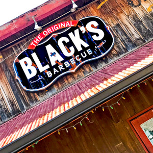 Black's Barbeque // ATX218