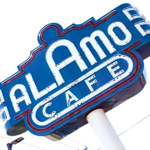 Alamo Cafe // SA201