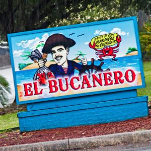 El Bucanero // SA206