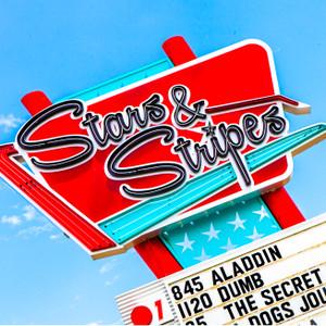 Stars & Stripes // SA210