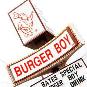 Burger Boy // SA216
