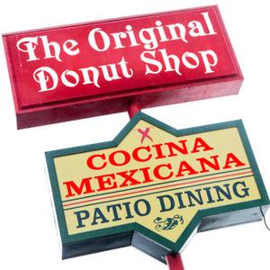 Original Donut Shop // SA219